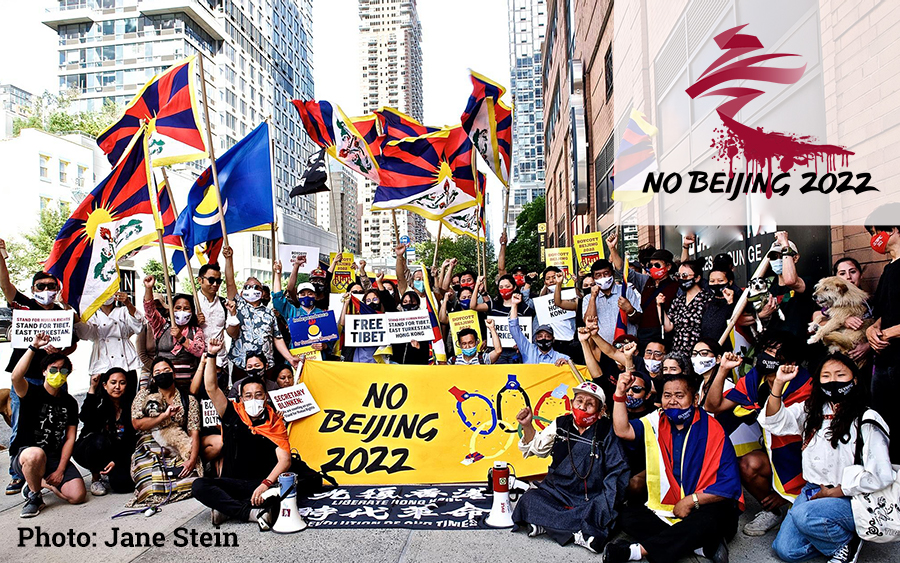 activists in New York