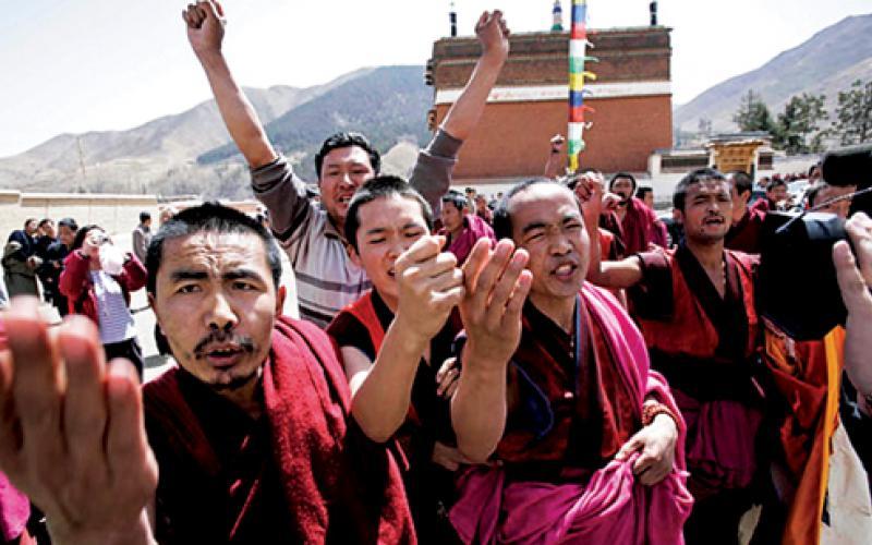 Labrang Monks 2008
