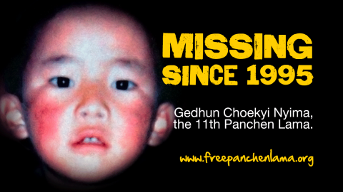 Panchen Lama Missing since 1995
